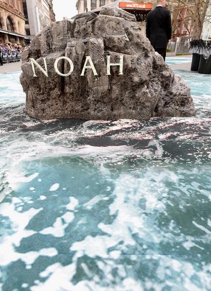 Лондонская премьера фильма «Ной»: красная дорожка