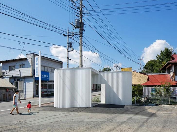 По-маленькому: дизайнерские общественные туалеты (фото 17)