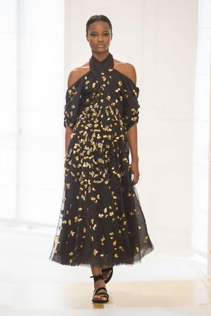 Показы мод Christian Dior Осень-зима 2016-2017 | Подиум на ELLE - Подиум - фото 4573