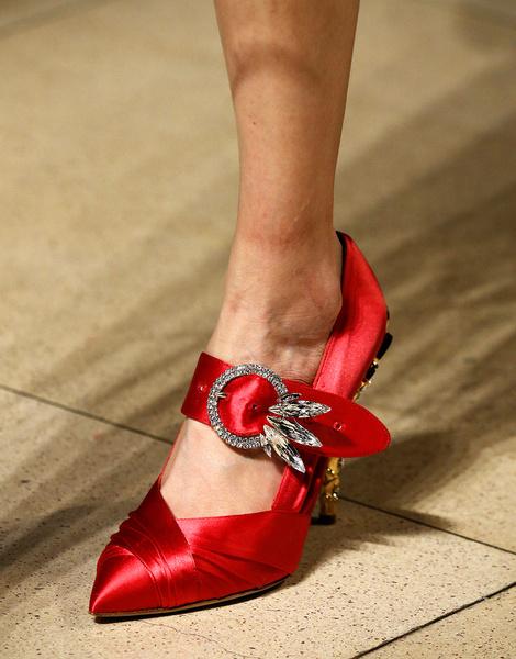 Итоги Недель моды: самая красивая обувь | галерея [9] фото [1]