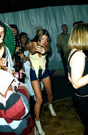 Самые зажигательные образы Кейт Мосс фото [5]
