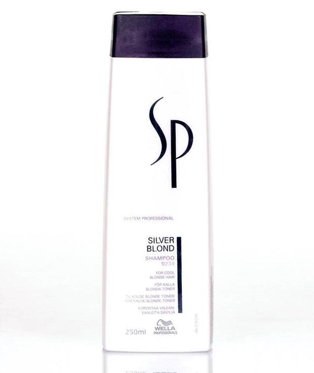 Шампунь Silver Blond от SP System Professionals
