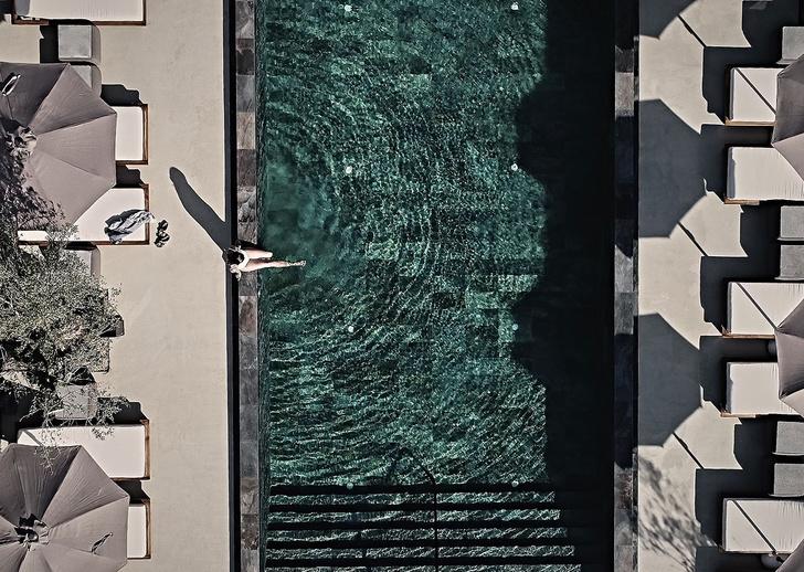 Новый бутик-отель ISTORIA на Санторини (фото 0)