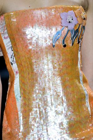 Показ Giorgio Armani Privé коллекции сезона Осень-зима 2011-2012 года haute couture - www.elle.ru - Подиум - фото 277717