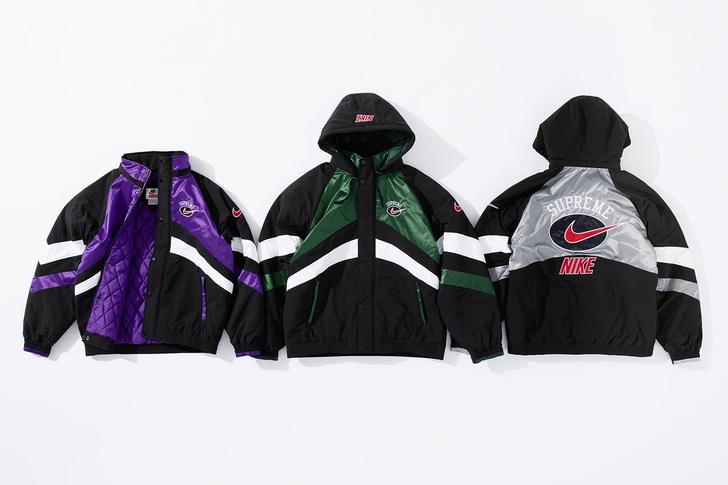 Как выглядит коллаборация Supreme x Nike? (фото 4)