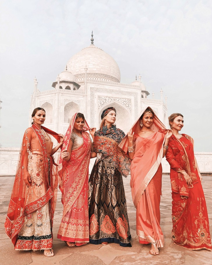 Путешествия Just The Girls: интервью с основательницами Heels On Wheels (фото 4)