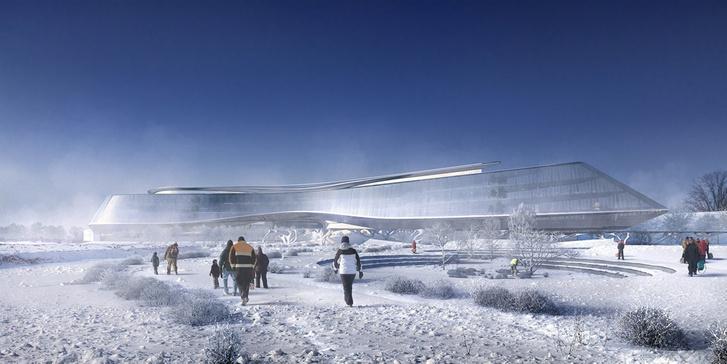 Главные проекты Zaha Hadid Architects в России (фото 18)