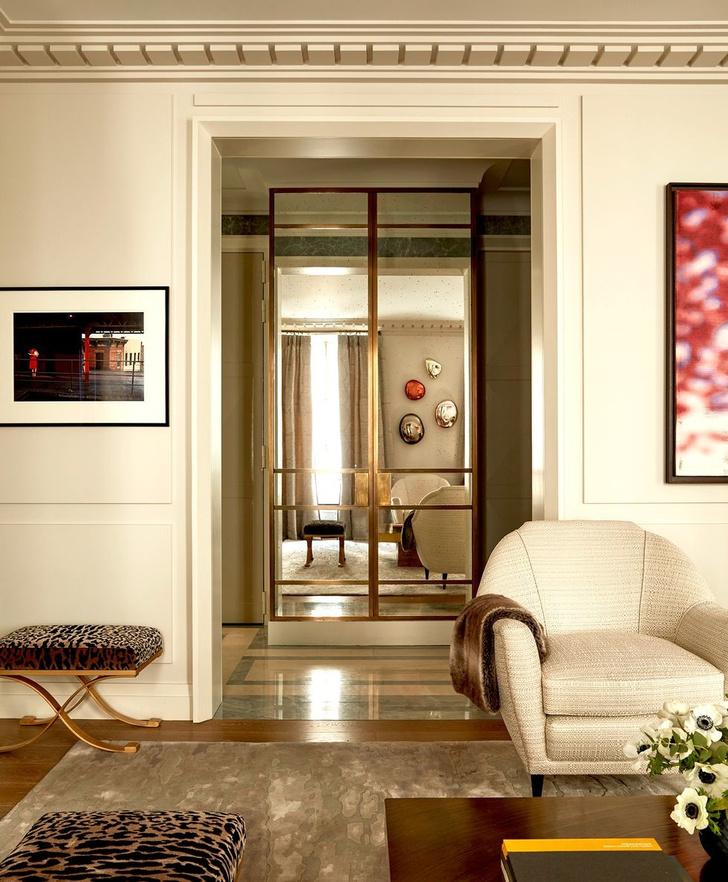Новое прочтение: квартира 111 м² в Париже (фото 3)