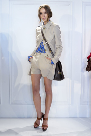 Показы мод Rachel Zoe Весна-лето 2012 | Подиум на ELLE - Подиум - фото 2027