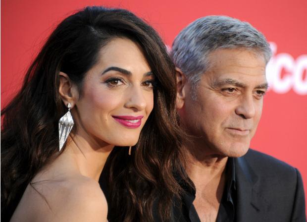 Джордж Клуни впервые рассказал, как познакомился с Амаль (фото 5)
