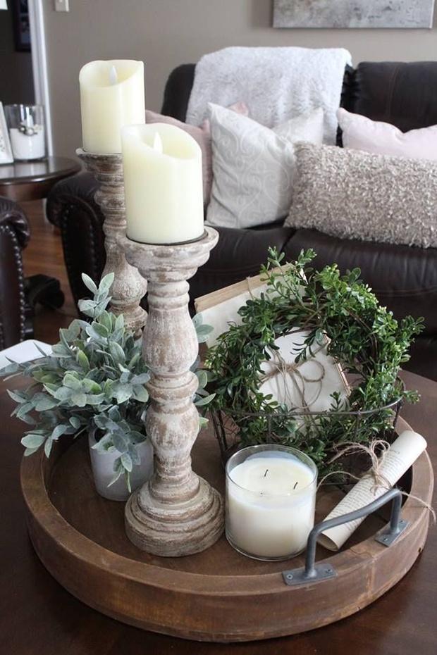 Аристократично и стильно:  10 главных правил декора интерьера свечами (фото 9)