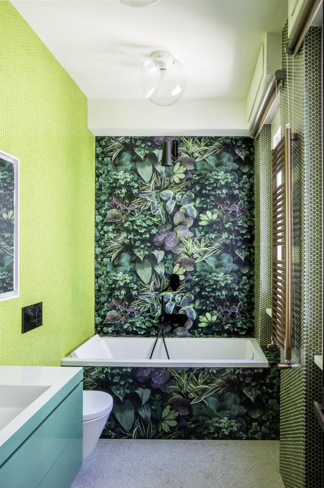 Тропические принты в интерьере: 30 примеров (галерея 1, фото 3)