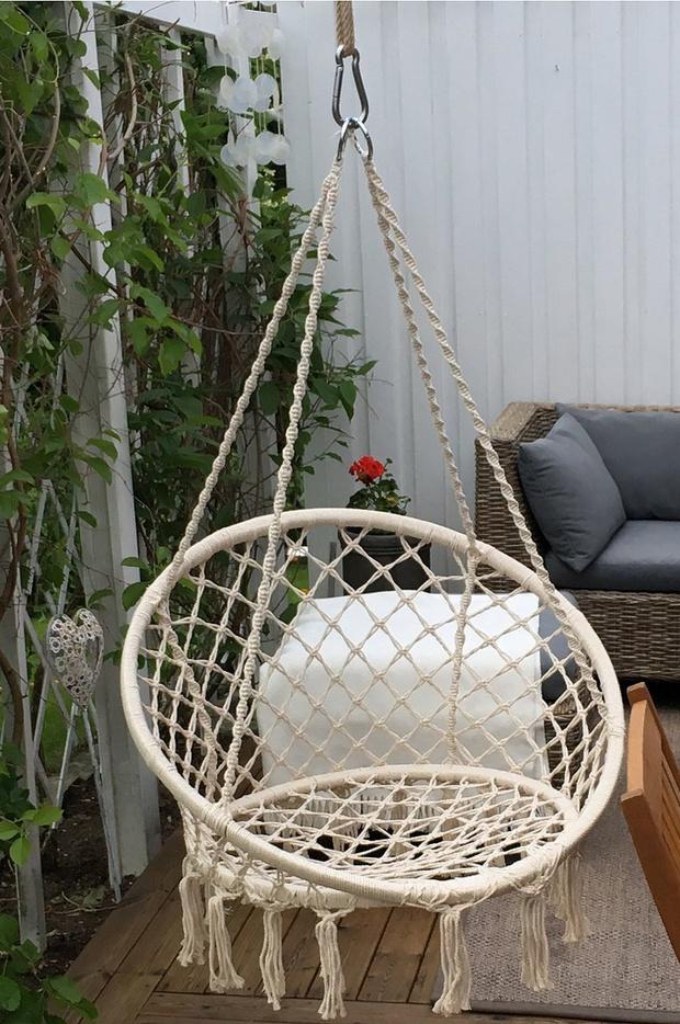Закачаешься! Лучшие садовые качели и гамаки (фото 16)