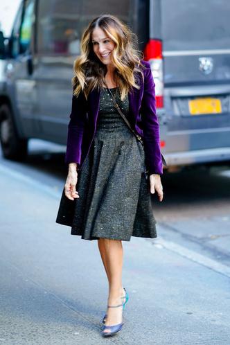 Как Кэрри: образ Сары Джессики Паркер в стиле любимой героини (фото 2)