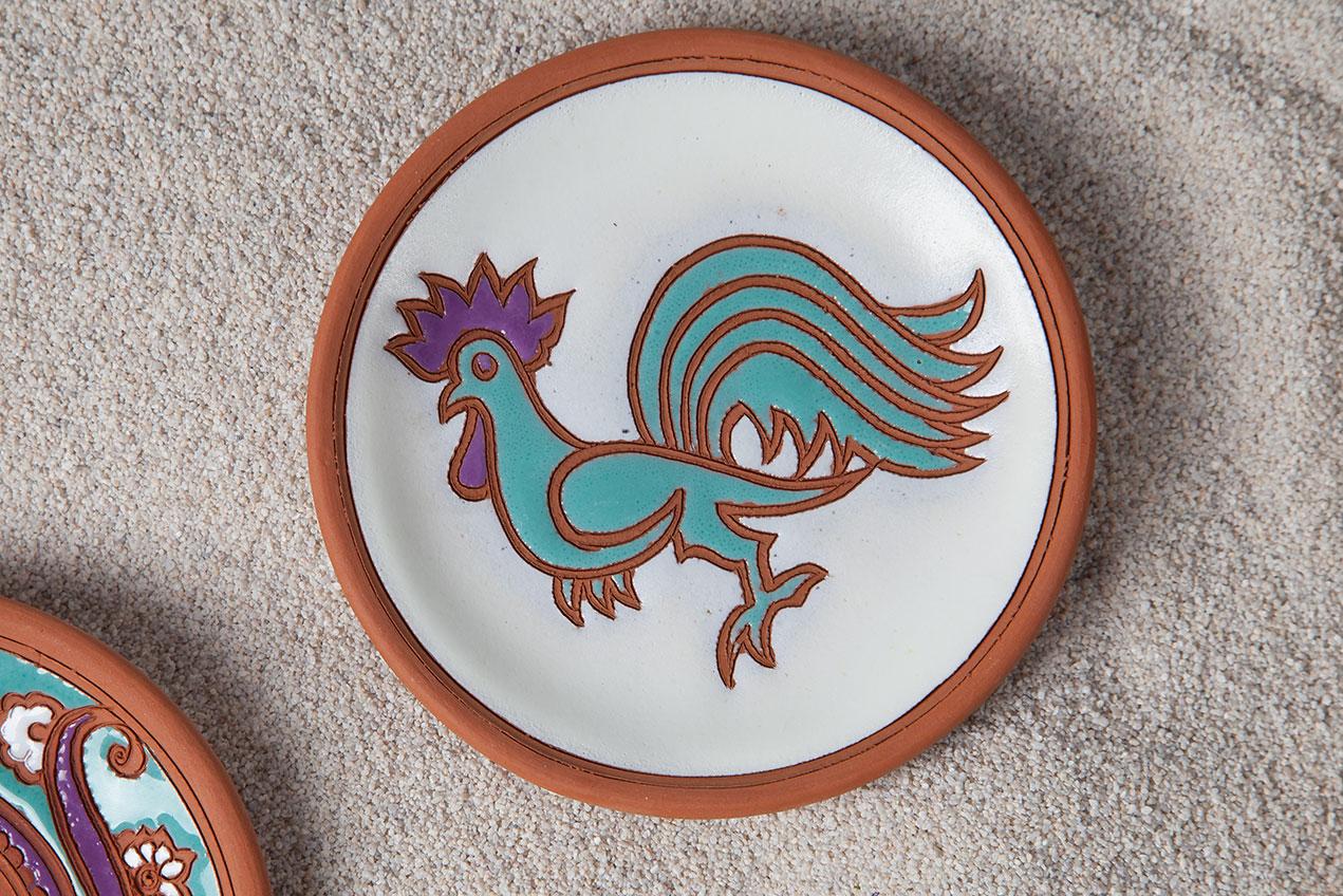 Греческая керамика Bonis Ceramics пришла в Москву | галерея [1] фото [3]