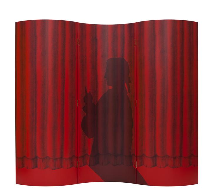 Красный уголок: красный цвет в интерьере фото [27]