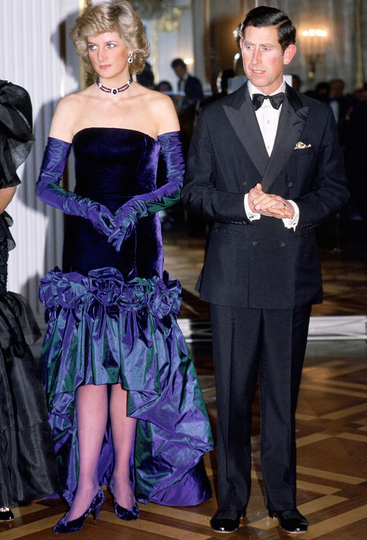 Принцесса Диана – от Букингемского дворца до отеля Ritz фото [9]