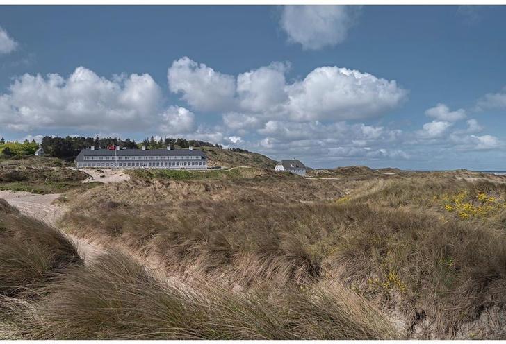 Владельцы восстановили отель у Северного моря (фото 6)
