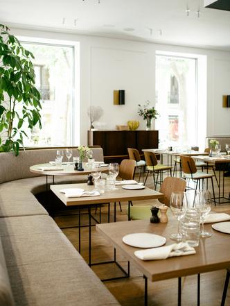 Эпоха джаза: ресторан в Мадриде (фото 4)