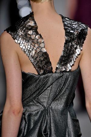 Показ Christophe Josse коллекции сезона Осень-зима 2011-2012 года Haute couture - www.elle.ru - Подиум - фото 278349