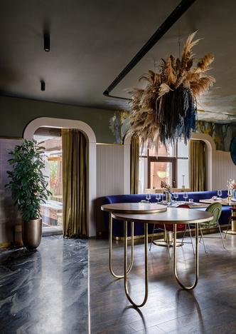 Ресторан с росписями под Белгородом (фото 6.2)