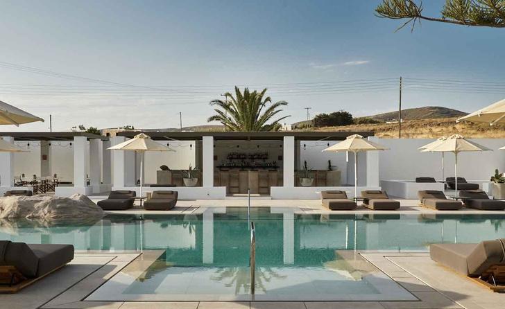 Parilio: новый дизайнерский отель на острове Парос (фото 0)