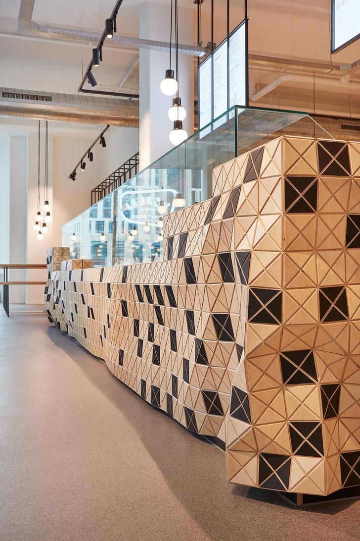 Кафе в Амстердаме от Studio Akkerhuis (фото 3)