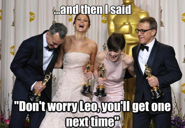 Леонардо Ди Каприо снова номинирован на «Оскар»