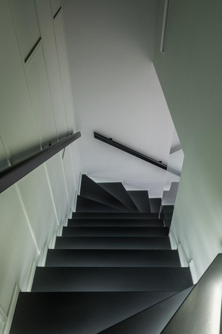 Городской оазис: квартира 170 м² в Москве (фото 19)