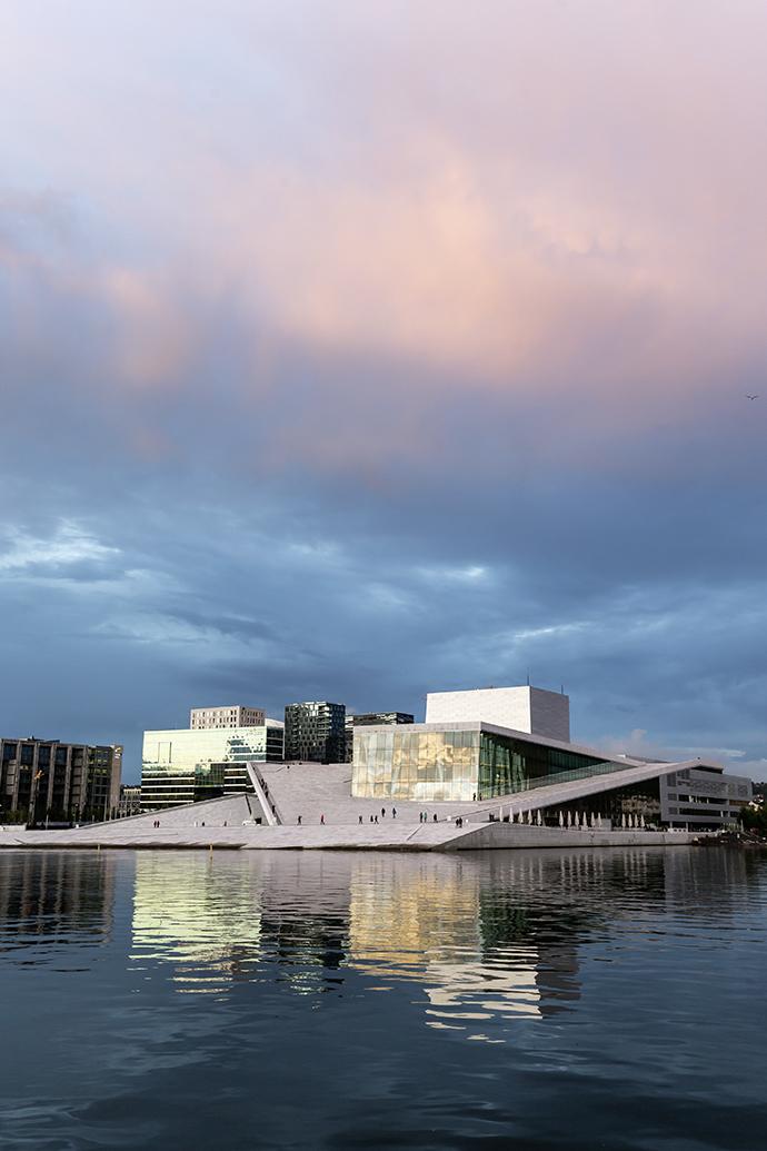 Норвежская опера
