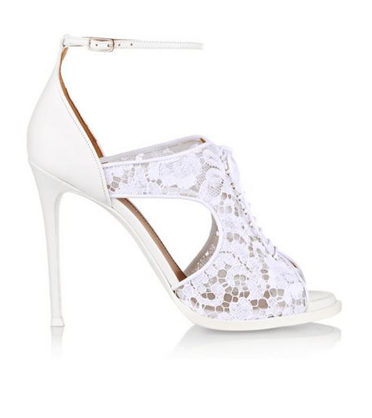 Самые модные свадебные туфли этого лета | галерея [1] фото [11]