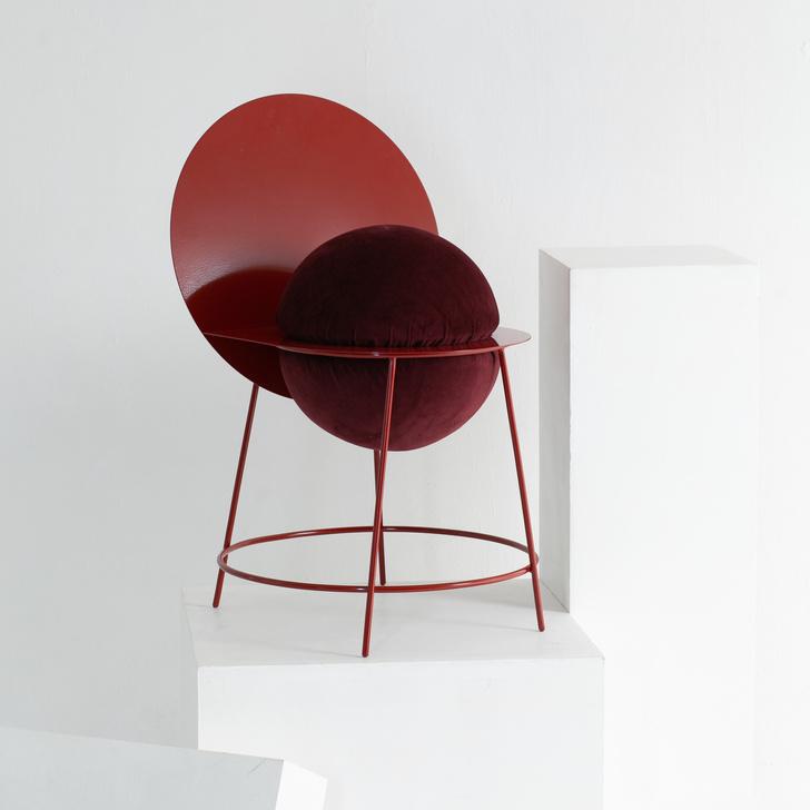 Супрематический стул Proun Кати Толстых (фото 0)