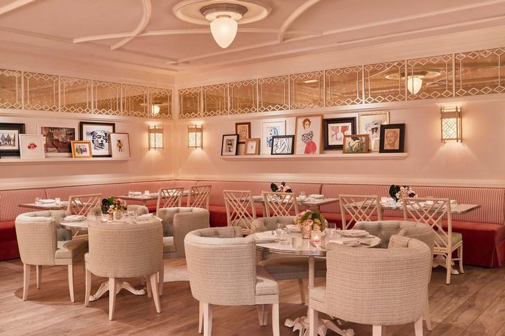 Зефир и карамель: романтичный ресторан в Майами (фото 9)