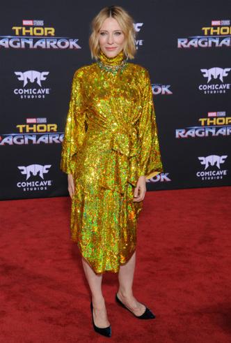 Кейт Бланшетт «Тор: Рагнарёк»