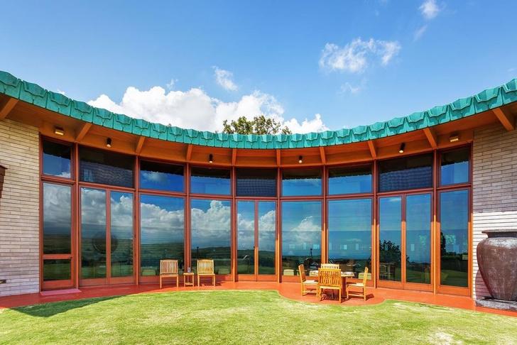 Дом по проекту Фрэнка Ллойда Райта на Гавайях (фото 2)