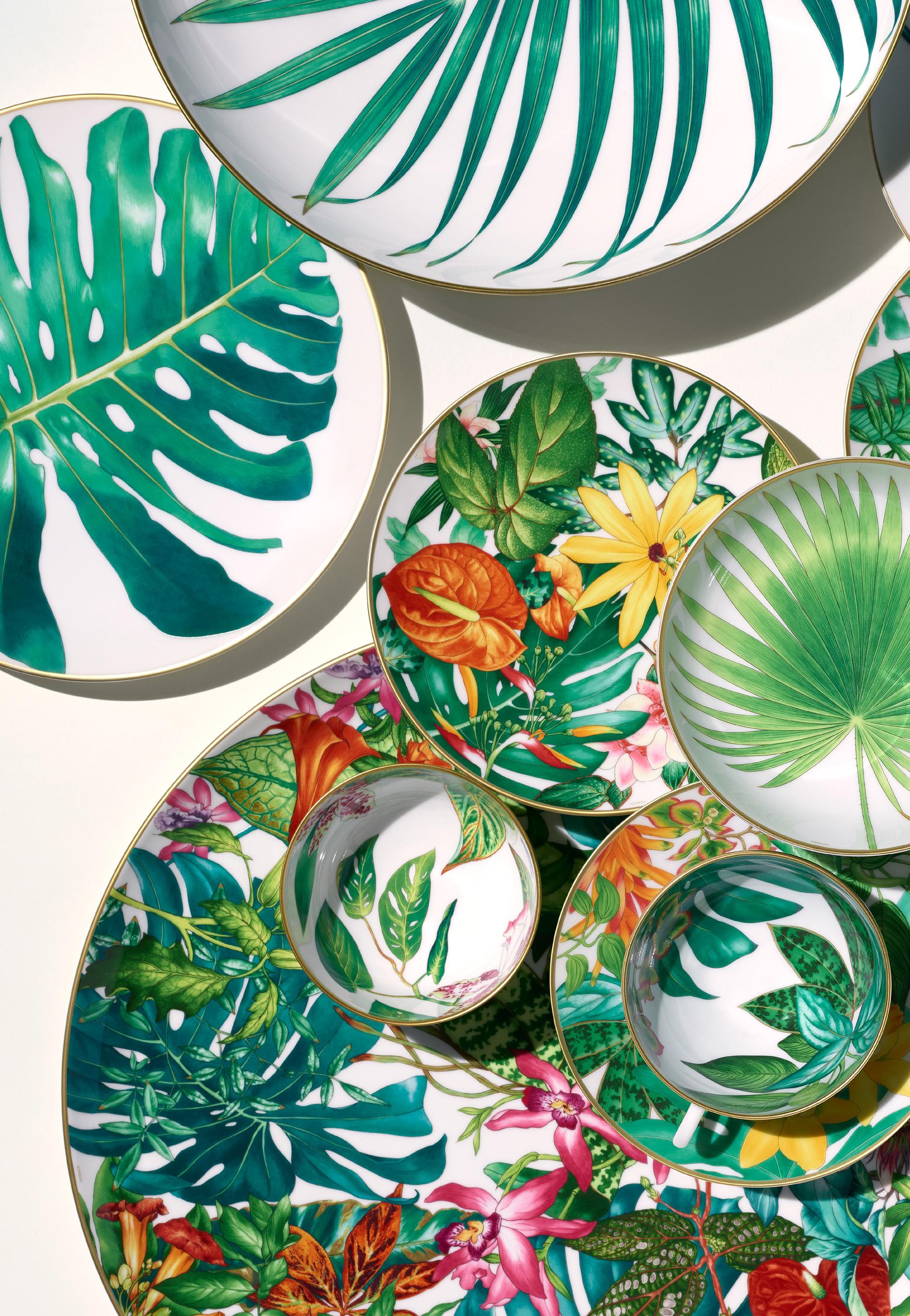 Новая коллекция посуды Hermés Passifolia (галерея 7, фото 1)