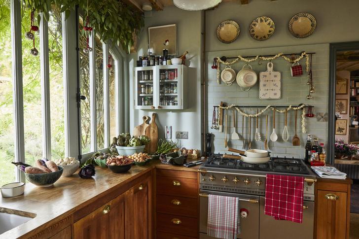 Рождественская история: в гостях у писателя Аманды Брукс (фото 10)