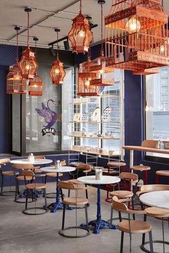 Swan Café — уголок Парижа в Южной Африке (фото 4.1)