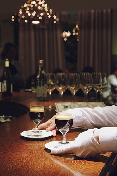 Кофе, еда и Лазурный берег: закрытый ужин в ресторане «Кококо» | галерея [1] фото [6]