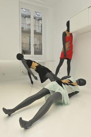 Показ Felipe Oliveira Baptista коллекции сезона Осень-зима 2009-2010 года Haute couture - www.elle.ru - Подиум - фото 87586