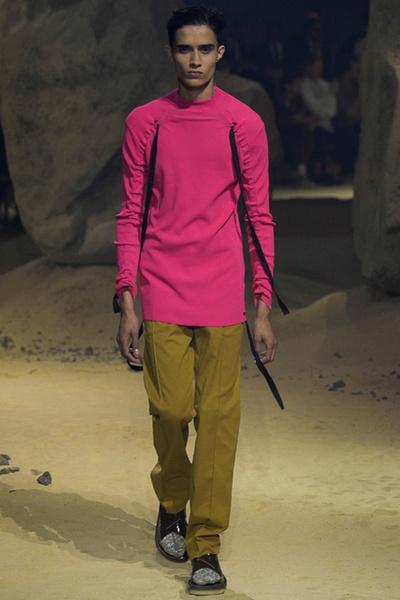 Неделя мужской моды в Париже: лучшие показы | галерея [5] фото [19]