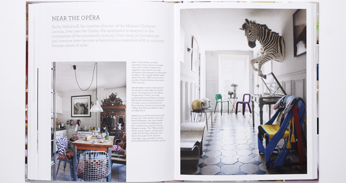 A Home in Paris: Interiors, Inspiration.