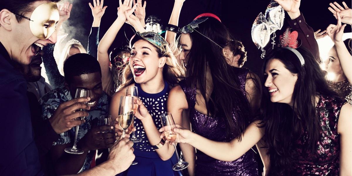 фото с женской вечеринке видосы