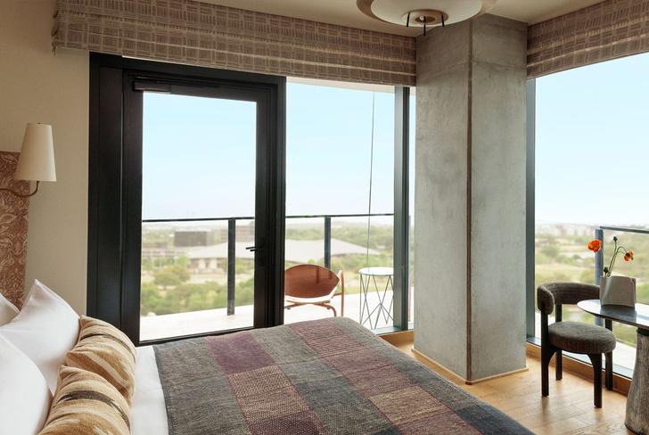 Austin Proper Hotel: новый отель по дизайну Келли Уэстлер (фото 5)