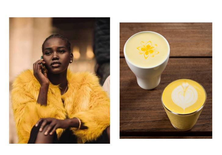 Кофе с растительным молоком (фото 1)