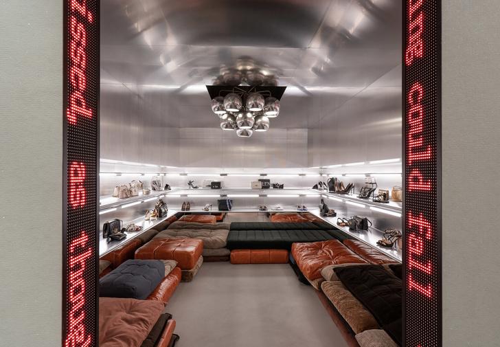 Модный бутик One-Off в Милане по дизайну Dimore Studio (фото 0)