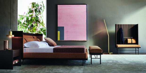 Сон в летнюю ночь! Топ-25 кроватей Миланского мебельного салона (фото 8)