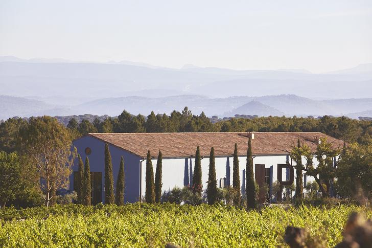 Винодельня по проекту Humbert & Poyet в Провансе (фото 26)