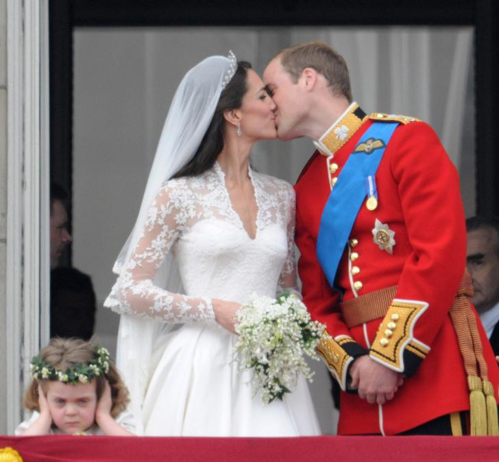 Неурядицы, которые случились на королевских свадьбах (фото 1)