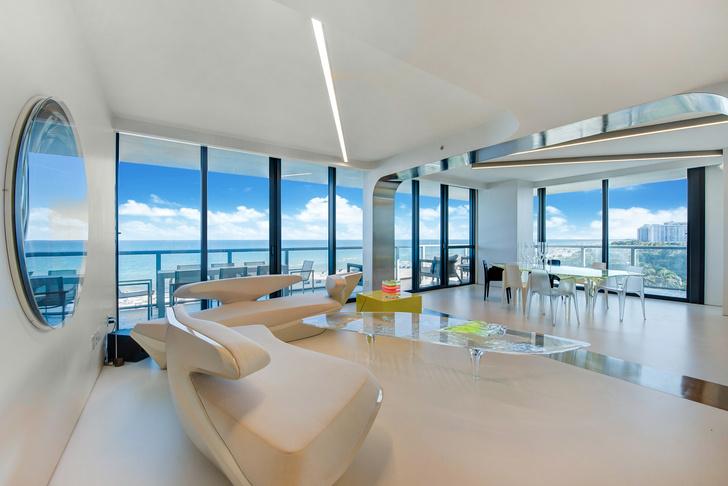 Квартира Захи Хадид в Майами продана за 5,75 млн долларов (фото 0)